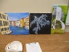 Senior Project oil paintings