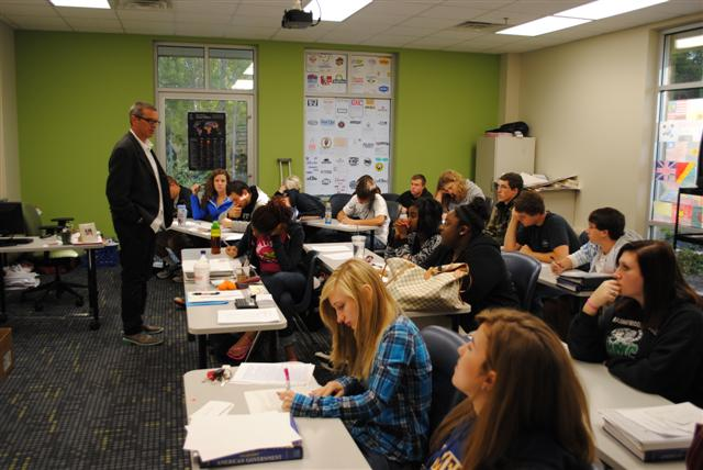 Mr. Roberts\' Government Class