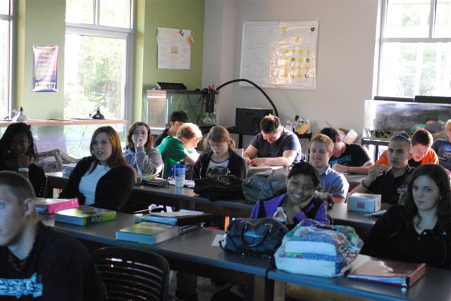 Mr. Smith\'s Environmental Science Class