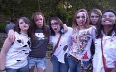Blood on the Sidewalks: Zombies Take Downtown Greenville