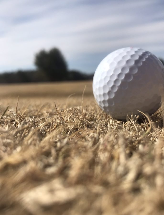 Golf is more of a mental sport than it is physical. It requires much precision and thought about each individual shot (Photo by Mary Grace Sanders).