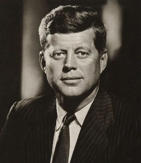 President Kennedy was an inspiration to the American public during the 1960s, but he, too, had imperfections (Photo Courtesy of Pixabay).