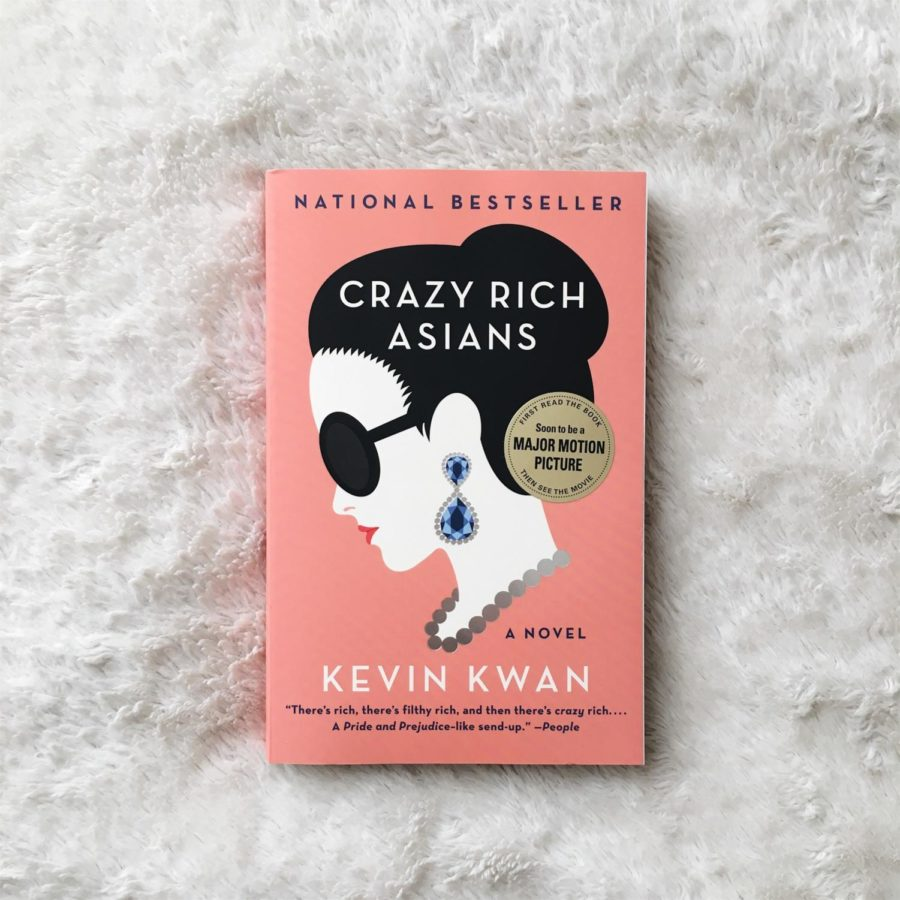 The romantic comedy Crazy Rich Asians will be released on August 17th of this year (Photo by Chelsea Evangelista).