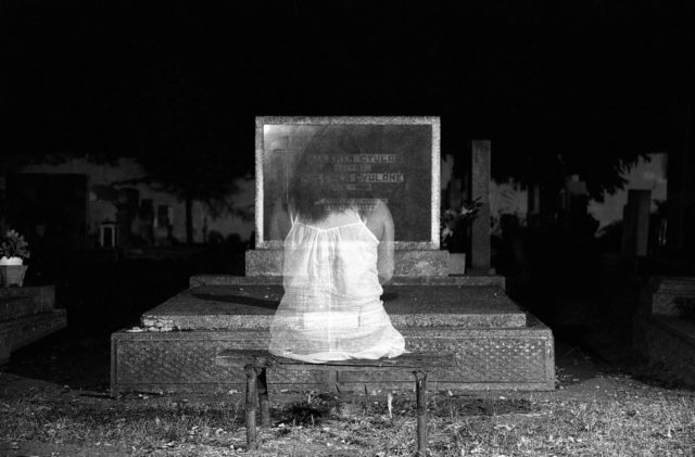 The Ghost of Dicey Langston is more than a joke (Photo Courtesy of Pixabay, Photo Credits to Brenkee).