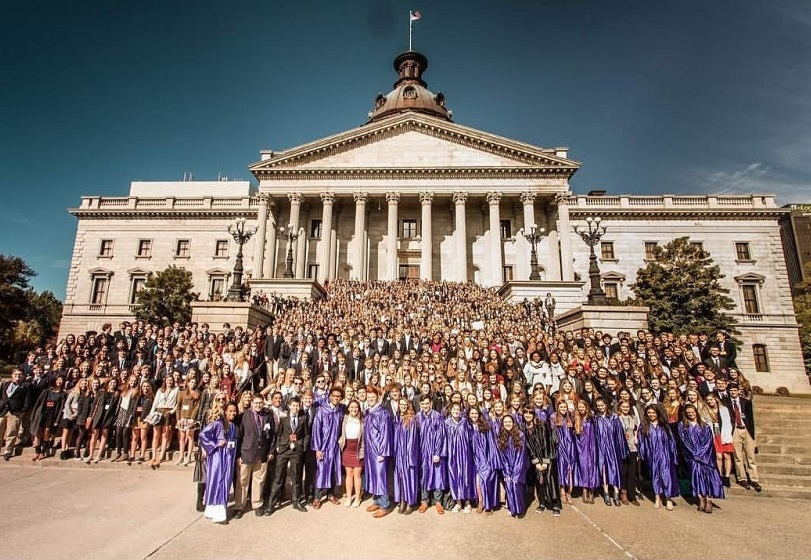 South+Carolina+Youth+in+Government+is+a+YMCA+program+created+to+immerse+middle+and+high+school+students+into+an+environment+that+teaches+them+about+our+state%E2%80%99s+government+and+allows+them+to+participate+in+mock+legislation+and+court.+Brashier+Middle+College+Delegation+was+able+to+participate+in+the+31st+Youth+in+Government+from+November+14%2C+2018+to+November+17%2C+2018+%28Photo+courtesy+of+South+Carolina+YMCA%29.