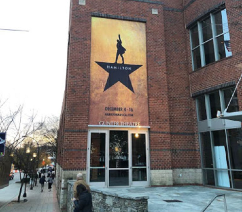 Hamilton came to Greenville in December 2018 and, because of the thousands of fans in South Carolina, sold out in just a few hours (Photo courtesy of Barry Burnette).