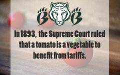 Tomato is a Vegetable