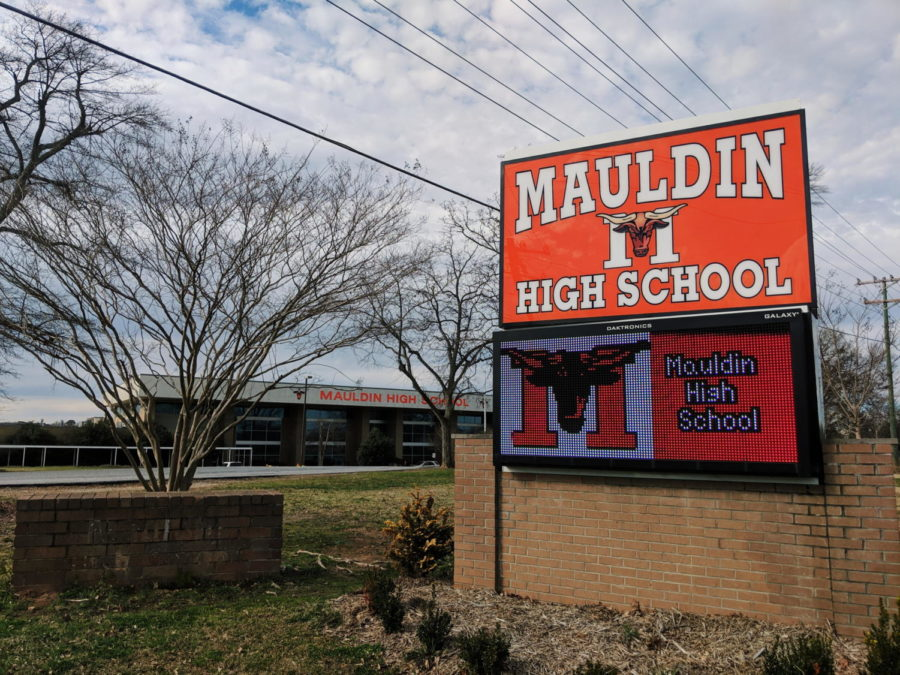 Mauldin High School has been through a rollercoaster of emotions and over the past month, with the loss of junior Josh Meeks (Photo courtesy of Mallory Smith).
