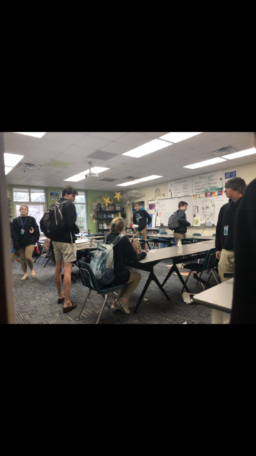 "For elementary school, a ""small class"" is usually 20 students or less; however, in high school ""small classes"" are considered to be a little larger (Photo courtesy of Kamryn Mattison)."