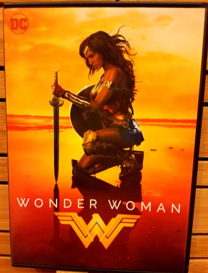 Wonder Woman is DC's female-led superhero film that broke records with $821 million worldwide in box office. (Photo courtesy of Jasmyne Michaels)