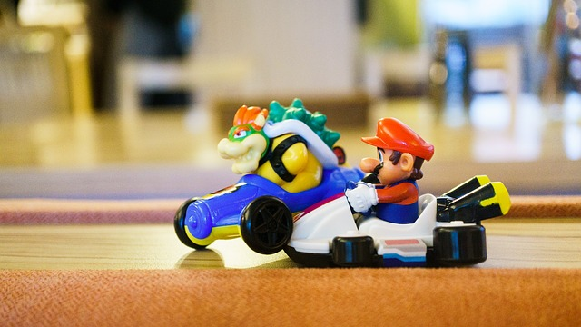The fourth quarter is a reminder of that last lap in Mario Kart: the music gets really fast and intense, and the only things you feel are stress and anxiety. (Photo Credits: Wetmount. Photo Courtesy of Pixabay)