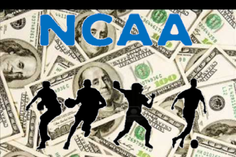 The NCAA is faced with the decision on how to handle paying athletes (Photo courtesy of Tyler Davidson).
