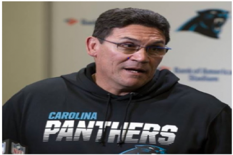 After nine years as the head coach for the Panthers, Ron Rivera has been fired and the team is moving in a new direction (Photo courtesy of Instagram, photo credits to @NFLParadise).