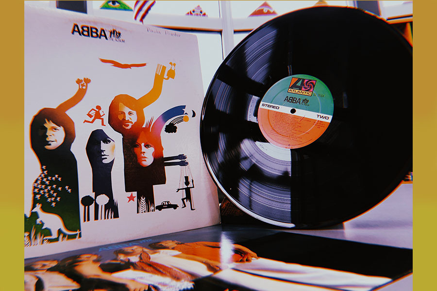 ABBA%E2%80%99s+music+is+still+enjoyed+through+all+types+of+music+platforms.+From+Spotify+to+vinyls%2C+the+memories+stay+the+same+%28Photo+courtesy+of+Savannah+Garrison%29.