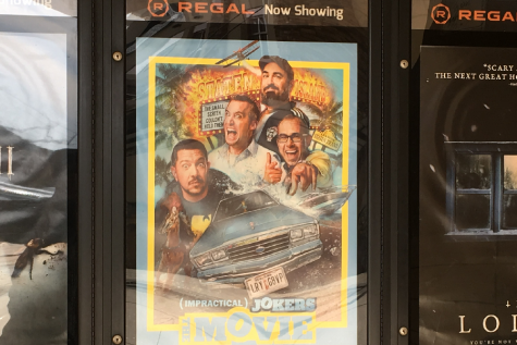 After having a successful TV show, the Impractical Jokers decided to try it on the big screen with their new movie (Photo courtesy of Tyler Davidson).