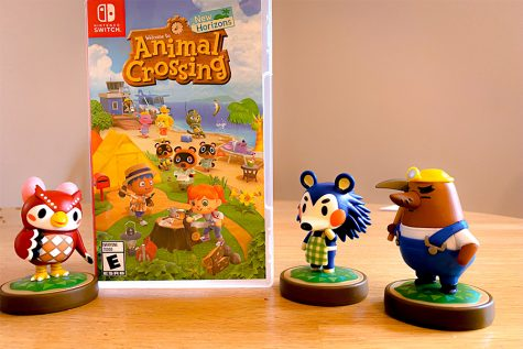 Animal Crossing: New Horizons launched on the Nintendo Switch on March 20th, 2020. (Photo courtesy of Alexander Gray).