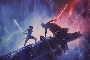 With the final installment in Disney's sequel trilogy released, fans are left with mixed opinions, but their opinions may change over time. (Photo courtesy of Melinda Davidson from the official Rise of Skywalker poster)