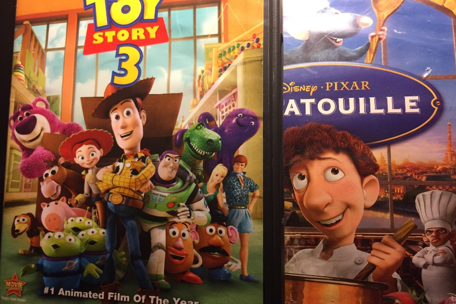 The Pixar theory offers an explanation for various easter eggs in Pixar films (Photo courtesy of Alaina Haylock).