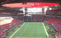During this time, the stadiums are empty waiting for sports to resume (Photo courtesy of Jacob Smith).