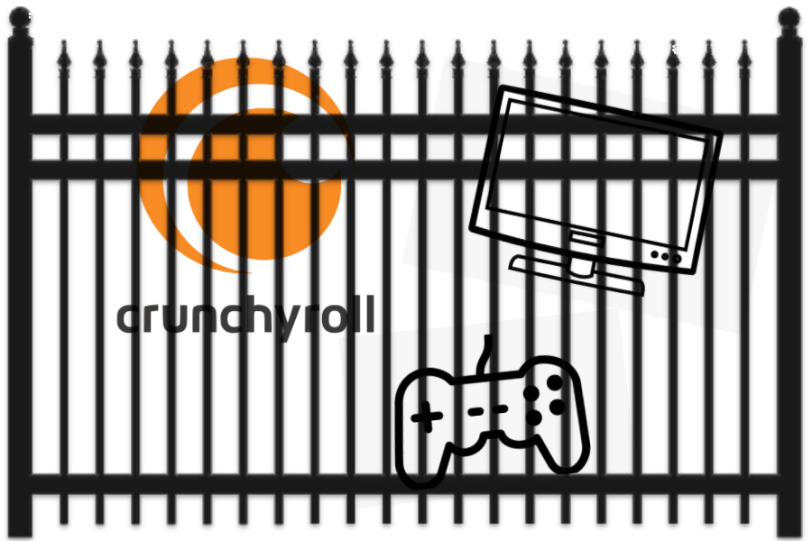 """Many communities try to lock the things that they like behind a """"gate"""" to keep people from enjoying it with them (Photo Courtesy of Enoch Orozco)."""
