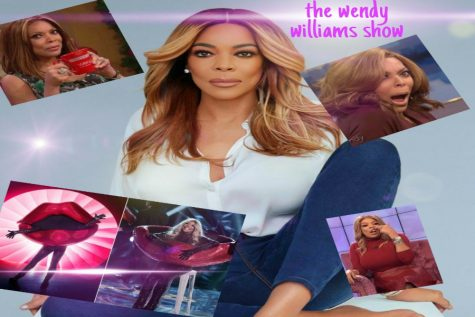 Wendy Williams is known for her personality and has captured a large audience throughout her career, but is it time to lay her career down to rest (Photo credits to Madison Crumpton, photo courtesy of Pinterest).