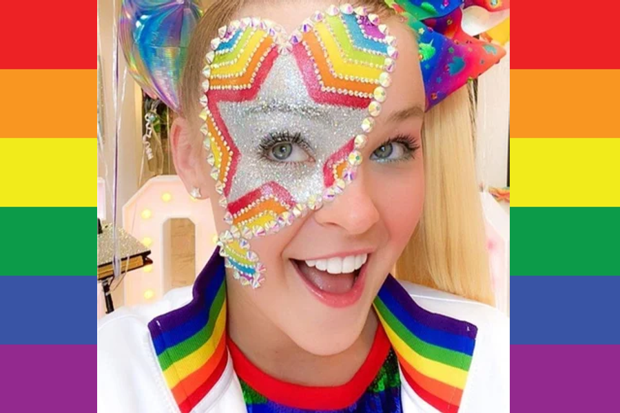 """Jojo Siwa proclaims she's """"the happiest [she's] ever been!"""" after coming out as LGBT+ on social media (photo courtesy of Jojo Siwa)."""