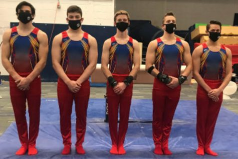 Men's gymnastics is an undervalued sport that is currently losing many college programs due to undervalue from the media. (Photo Credits to Kris Sana)