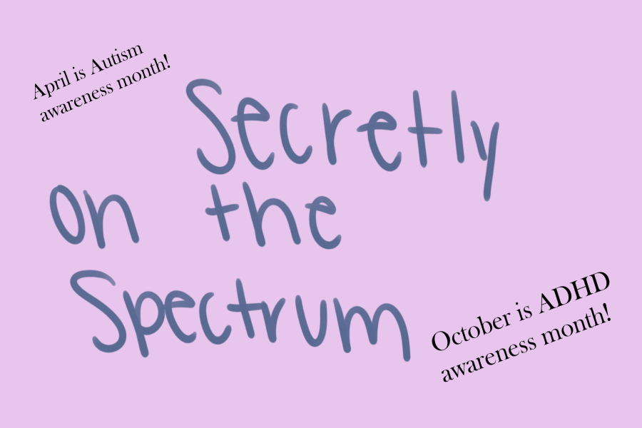 """Secretly on the Spectrum"" shines a light on women with ASD and ADHD. Many women get misdiagnosed and go years thinking they are just anxious or moody."